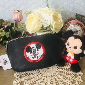 Loungefly Mickey Mouse Club Belt Bag Fanny Pack